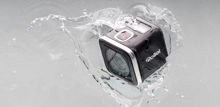 Rollei 500 Sunrise Action Cam da 4k Prezzo e Offerte