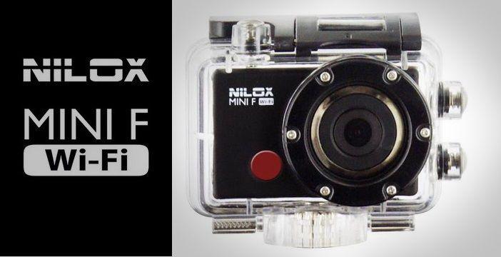 Mini Camera Subacquea : Nilox mini action cam recensione prezzi e offerte