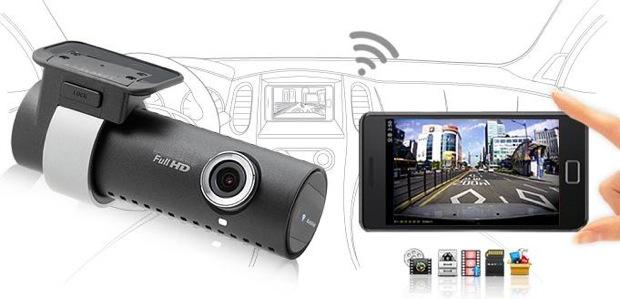 Videocamere per auto le CAM CAR DVR. Prezzi e Recensioni