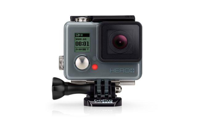 GoPro HERO+ LCD ACTION CAMERA: recensione e prezzo