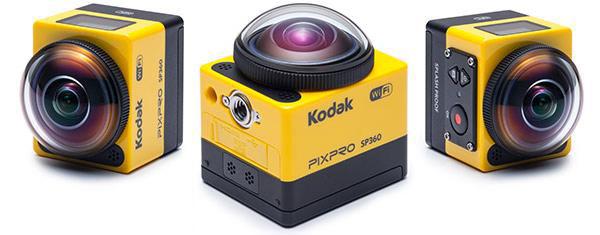 Kodak PixPro SP360 4K: Recensione e Prezzo
