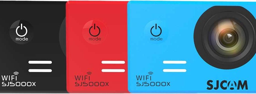 SJCAM SJ5000X Action cam 4K LCD e Wi-fi: Recensione e Prezzo