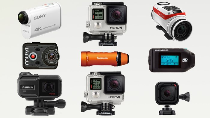 Confronto tra le migliori action camera del 2017