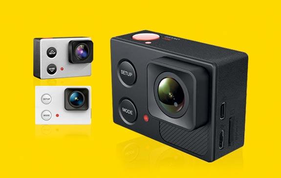 ISAW Edge Action Cam 4K prezzo e recensione