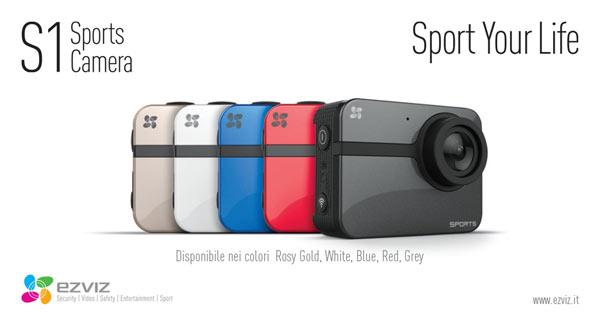 Ezviz S1 Action Cam Full HD: Recensione e Prezzo