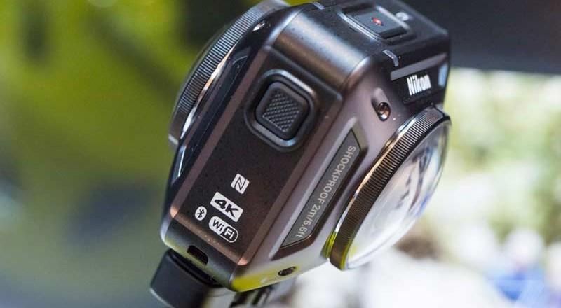 KeyMisison 360: Action Cam di Nikon