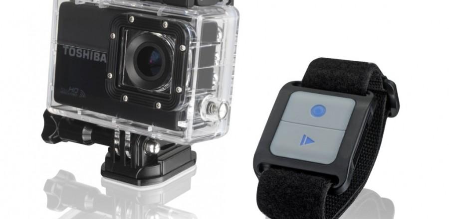 Toshiba Camileo X-Sports Action Cam: Prezzo e recensione