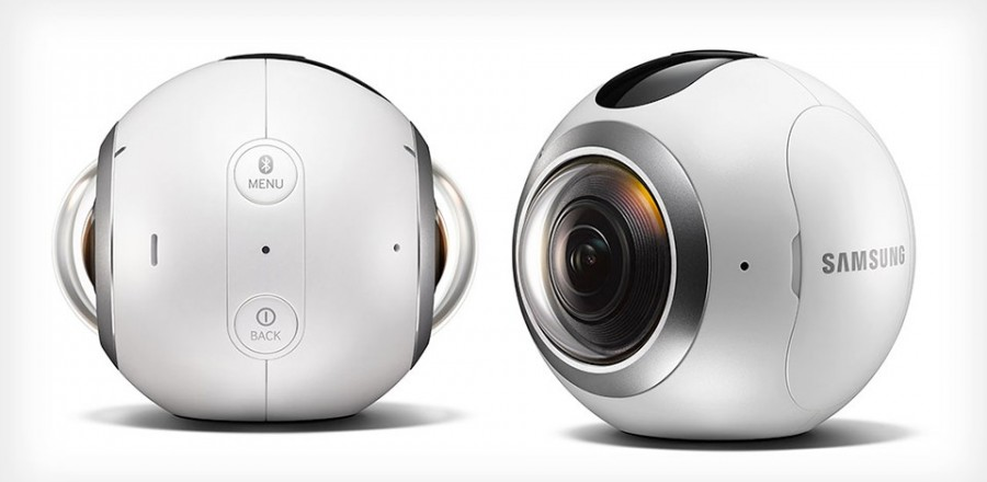 Samsung GEAR 360°: recensione, prezzo e offerta