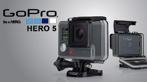 Nuova GoPro HERO 5: modelli, prezzi e offerte online