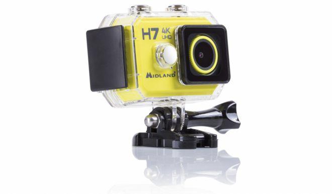 Midland H7 Action Cam 4: Recensione, offerta e Prezzo