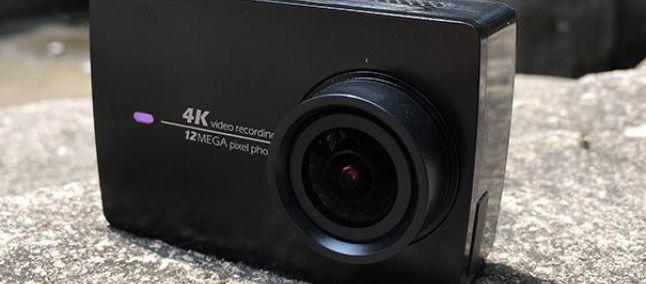 Action Cam Xiaomi Yi 4k : Recensione, Opinioni e Prezzo
