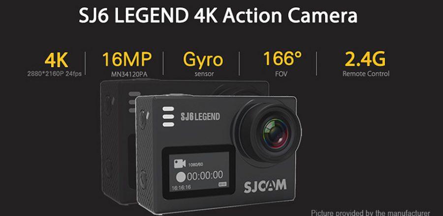 Action Camera SJCAM SJ6 SJ6000: recensione, prezzo e offerta