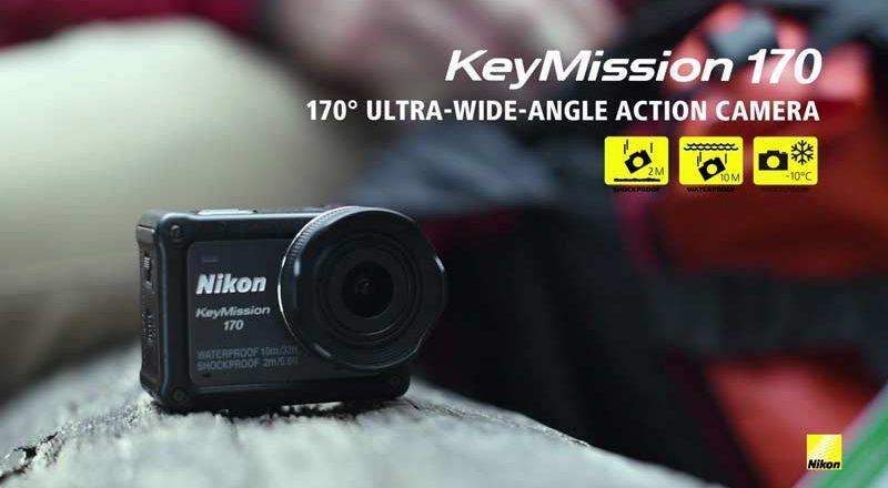 Nikon KeyMission 170: Prezzo e Caratteristiche