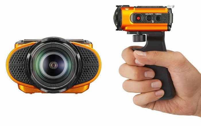 Action cam Ricoh WG-M2: opinioni, caratteristiche e prezzo