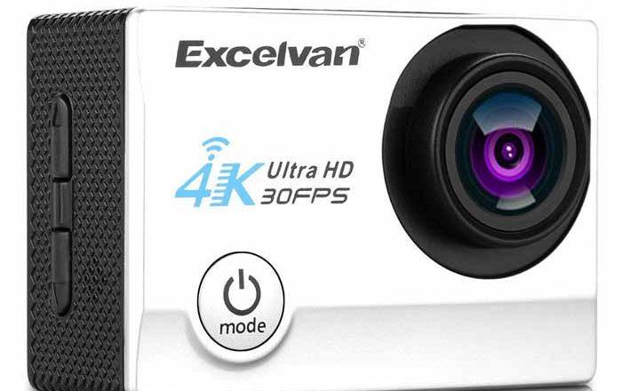 Action Cam Excelvan Q8 4K a meno di 50€: prezzo e recensione