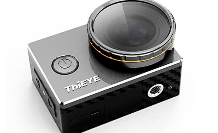 Recensione ThiEYE V5e  Action Camera Grandangolare