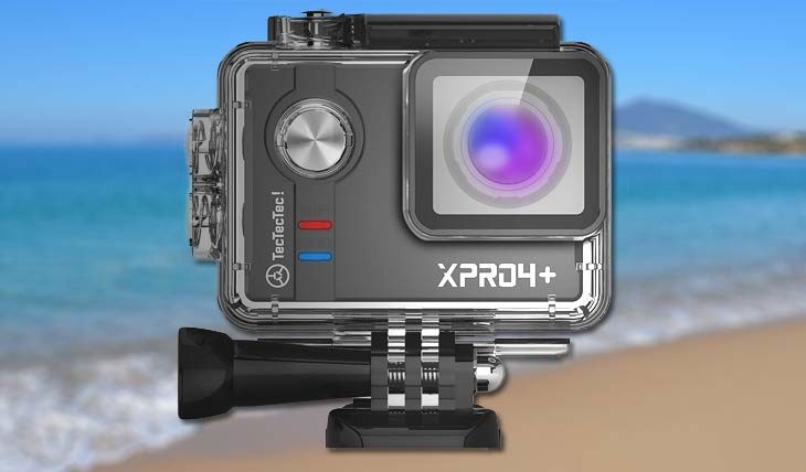 TecTecTec XPRO4+ action camera 4K: la recensione