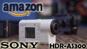 Sony HDR-AS300R: caratteristiche e recensione