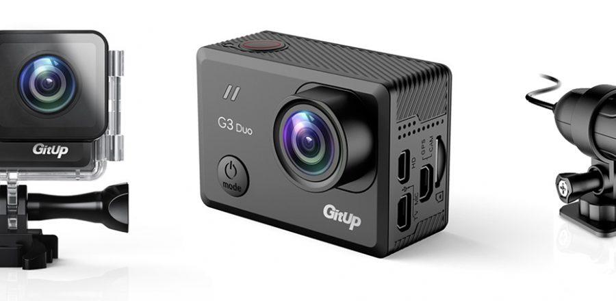 Gitup G3: recensione e caratteristiche