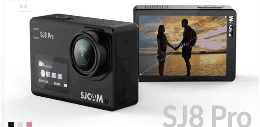 Action Camera SJCAM SJ8 PRO