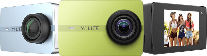 Action camera Yi-Lite