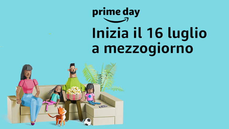Amazon Prime Day 2018 Offerte Action Camera