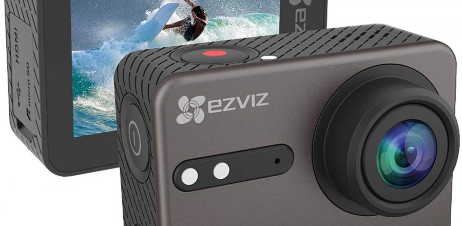 EZVIZ S6 Action Camera Action Cam 4K