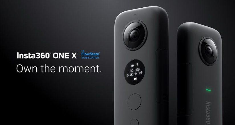 Insta360 ONE Action Camera 360