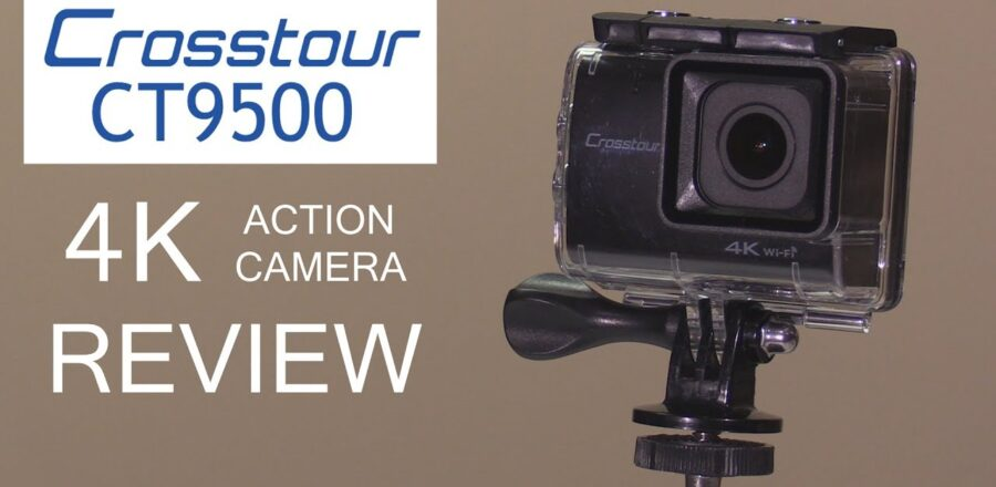 Action camera Crosstour CT9500